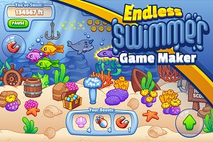 Endless Swimmer Game Maker