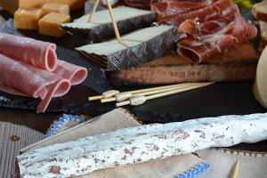 Spanich food