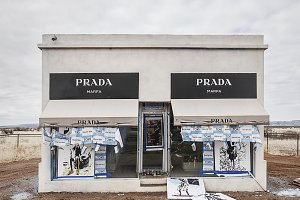 Vandalism of Prada Marfa