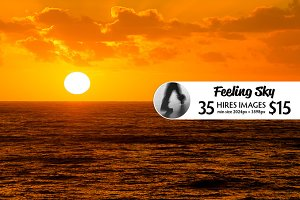Feeling Sky