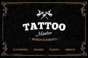 Tattoo Master | Design Elements