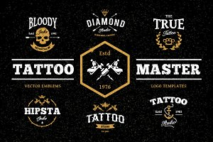 Tattoo Master | Vector Pack