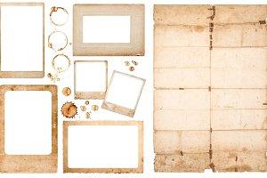 Scrapbook elements JPG file