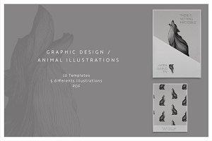 Illustration of animals 04