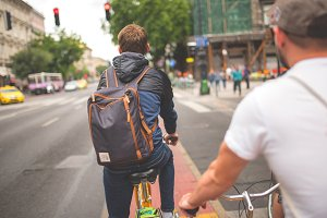 Bike Ride - Waiting