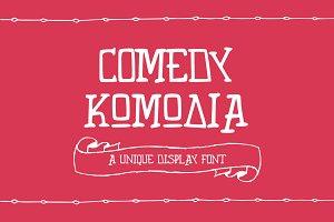 Unicorg Comedy