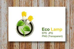 Eco Lamp Emblem