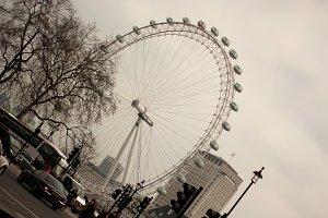 CLEAN! London Eye