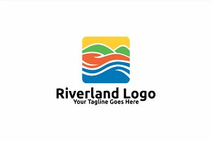 Riverland | Logo Template