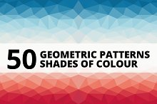 50 Geometric Patterns | Color