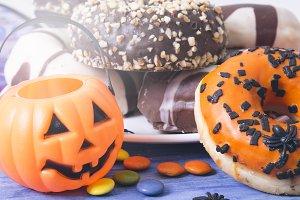 halloween cackes
