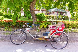 thailand bicycle