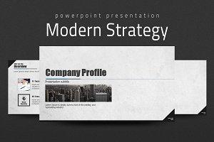 Modern Presentation Strategy
