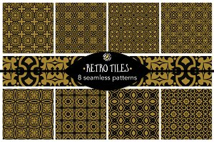 Set 23 - 8 Seamless Patterns