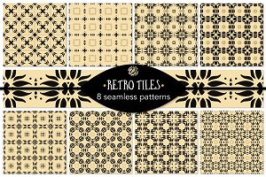 Set 24 - 8 Seamless Patterns