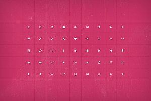 Tiny Pixel UI Icons