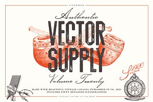 Unember Vector Supply Volume 20