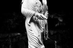 Statue of Bodhisattva Kuan
