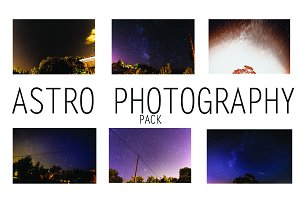 Astro Photos Pack (16 photos)