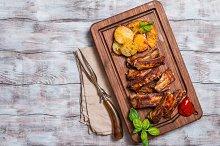 Вelicious Grilled Pork Rib