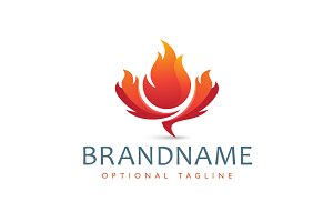 Maple Flame Logo