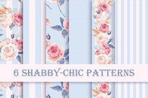 Shabby-chic Patterns