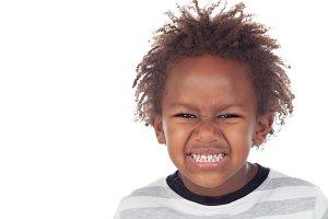 Nice african kid
