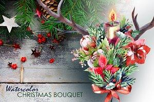 Christmas Decorative  Bouquet
