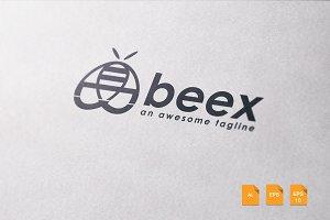 Beex Logo Template