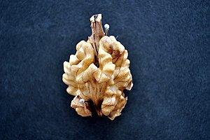 walnut internal hemisphere