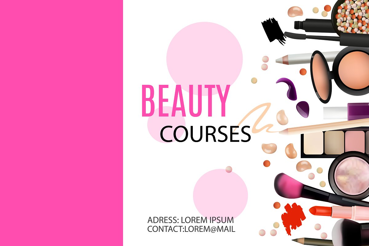Beauty Courses Banner
