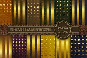 Vintage stars n' stripes
