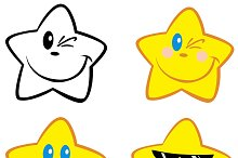 Happy Little Stars. Collection