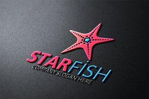 Star Fish Logo
