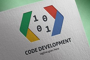 Code Development Logo