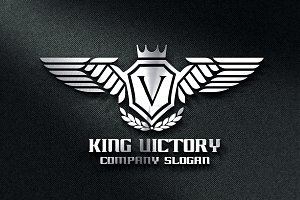 King Victory Logo