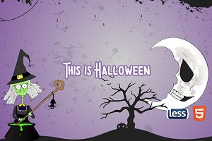 This is Halloween - Coming soon page