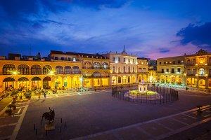 Old Square, Havana