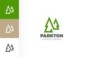 Forestry Company Logo