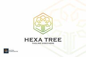 HEXA TREE - Logo