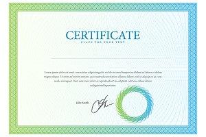 Certificate58