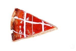 slice of sweet pie