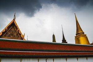 Grand palace and wat phra kaew