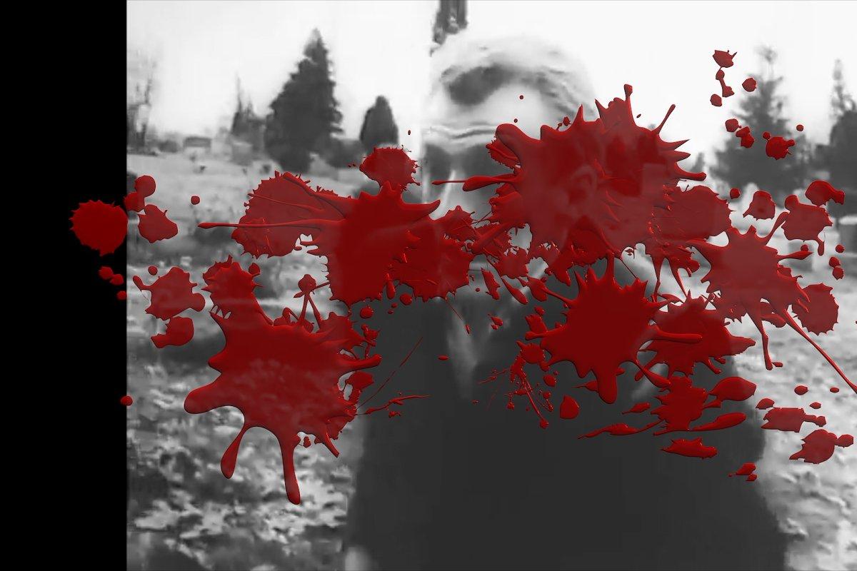 Blood Splatter & Drops