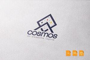Cosmos Logo Template