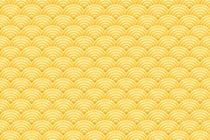Chinese golden background vector