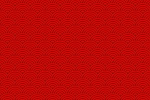 Red Chinese background seamless