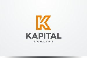 Kapital - Letter K Logo