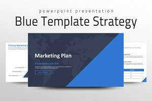 Blue Template Strategy