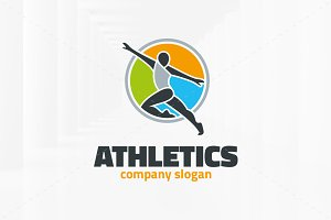 Athletics Logo Template